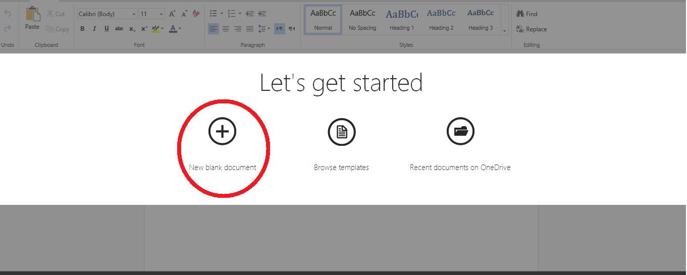 Cara Menggunakan MS Office Secara Online dan Gratis