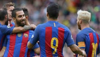 Barcelona vs Celtic 3-1 Video Gol & Highlights