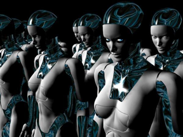 Cybernetic Identity - Hypersexuality, the Aryan Cyborg, and