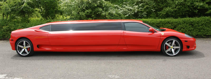 Ferrari Limousine Review Car News And Show