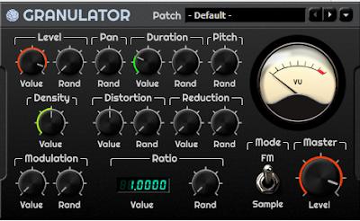 Stone Voices - Granulator v1.0 [FREE]