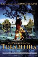 pelicula Un Puente hacia Terabithia (2007)