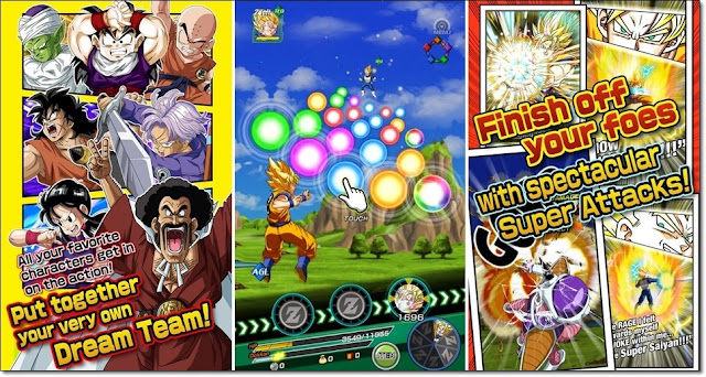 Download DRAGON BALL Z DOKKAN BATTLE for Android