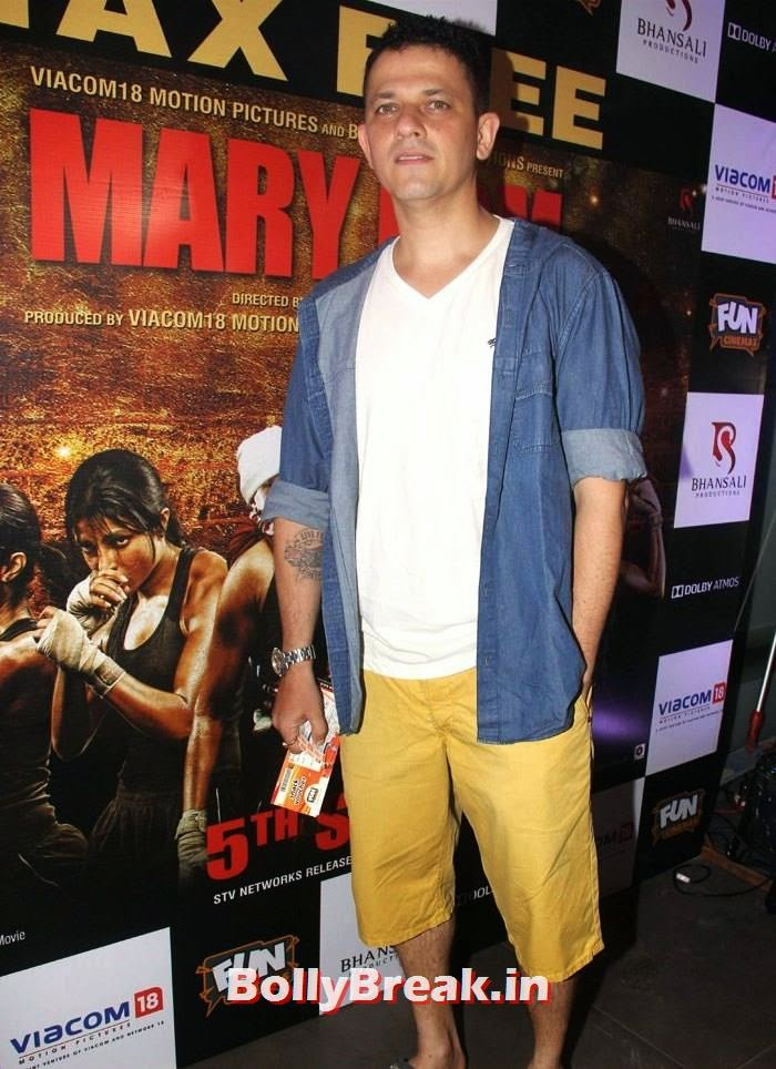 Kabir Sadanand, 'Mary Kom' Premiere Pics