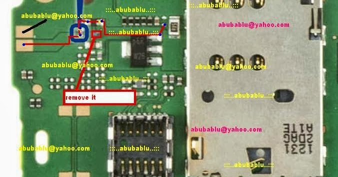 Nokia 114 Pcb Circuit Diagram