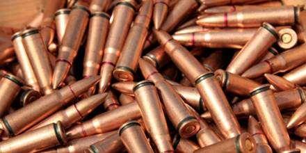 Gambar peluru canggih buatan PT Pindad Indonesia