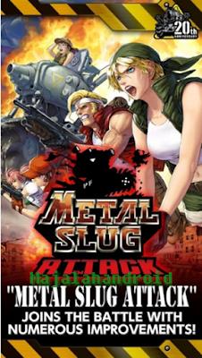 Download Metal Slug Attack Mod Infinity AP Versi 1.14.1 Apk Android Terbaru Full