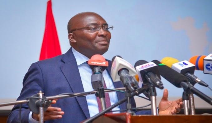 """Ghana's 10% Carried Interest In Mining Companies Is Virtually Useless"" – Vice President Bawumia"