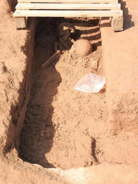 Byzantine cemetery discovered at Sa Capelleta, Ibiza