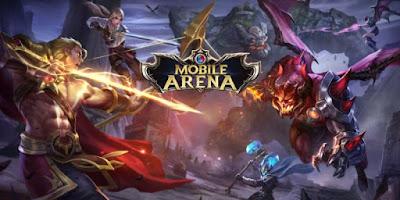 Cara Top Up Mobile Arena Dengan Unipin Terbaru