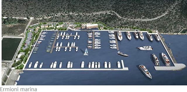 TETHYS: Μεγάλη επένδυση στο θαλάσσιο τουρισμό στην Αργολίδα