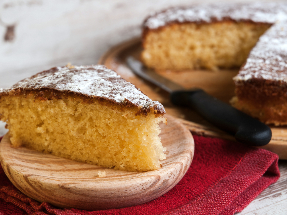 Easiest Rice Cooker Sponge Cake