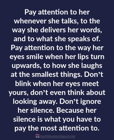 What to say to a woman to get her attention