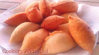 sfinci di ricotta dolci e salate