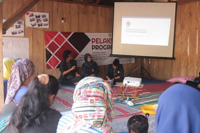 Sosialisasi BUMDES, Untuk Pengoptimalan Perekonomian Masyarakat Desa Soket Laok