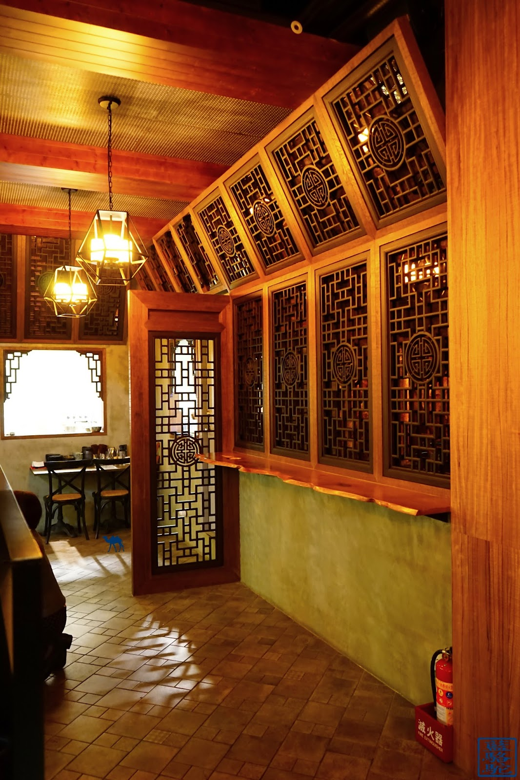 Le Chameau Bleu - Salle du R&D Cocktail Lab - Taipei - Voyage à Taiwan