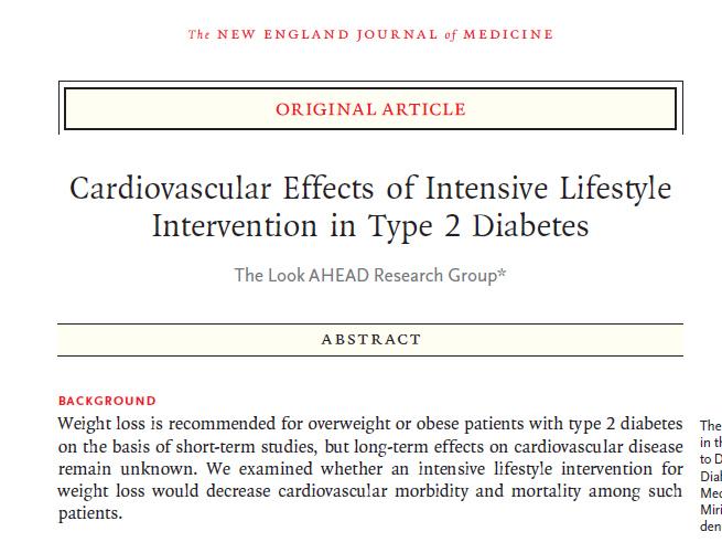 diabetes evolución cardiovascular ensayos evolución