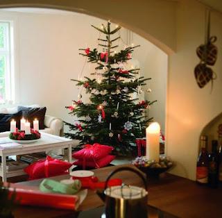 cmo decorar en navidad salas navideas decoracines navideas decorar la casa en navidad