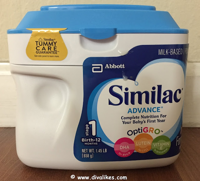 Similac Advance Baby Formula