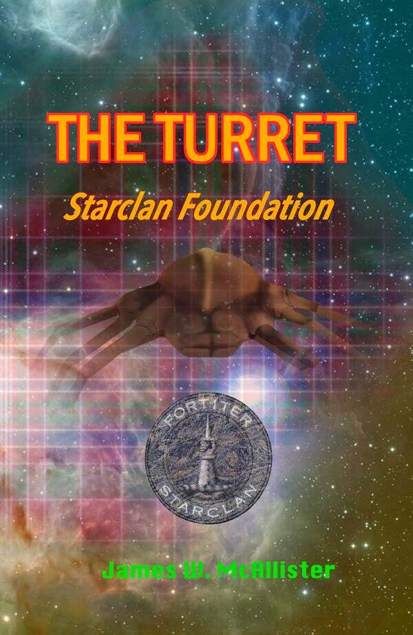 http://www.amazon.com/Turret-Starclan-Foundation-James-McAllister-ebook/dp/B00ITVK7KK/ref=la_B00DA1ZSFI_1_2?s=books&ie=UTF8&qid=1403296154&sr=1-2