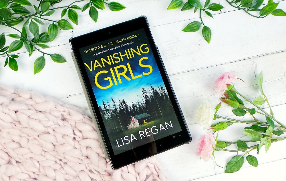 Vanishing Girls by Lisa Regan