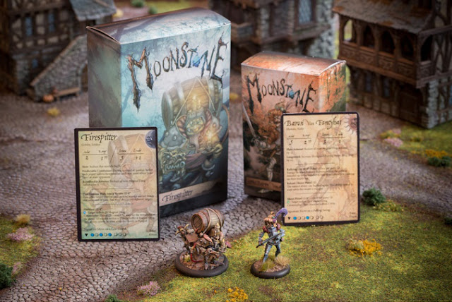 Moonstone miniatures game