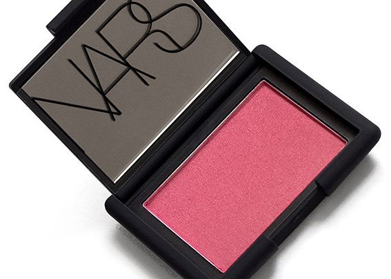 NARS Sarah Moon Holiday 2016 Makeup Collection Impudique Blush Review