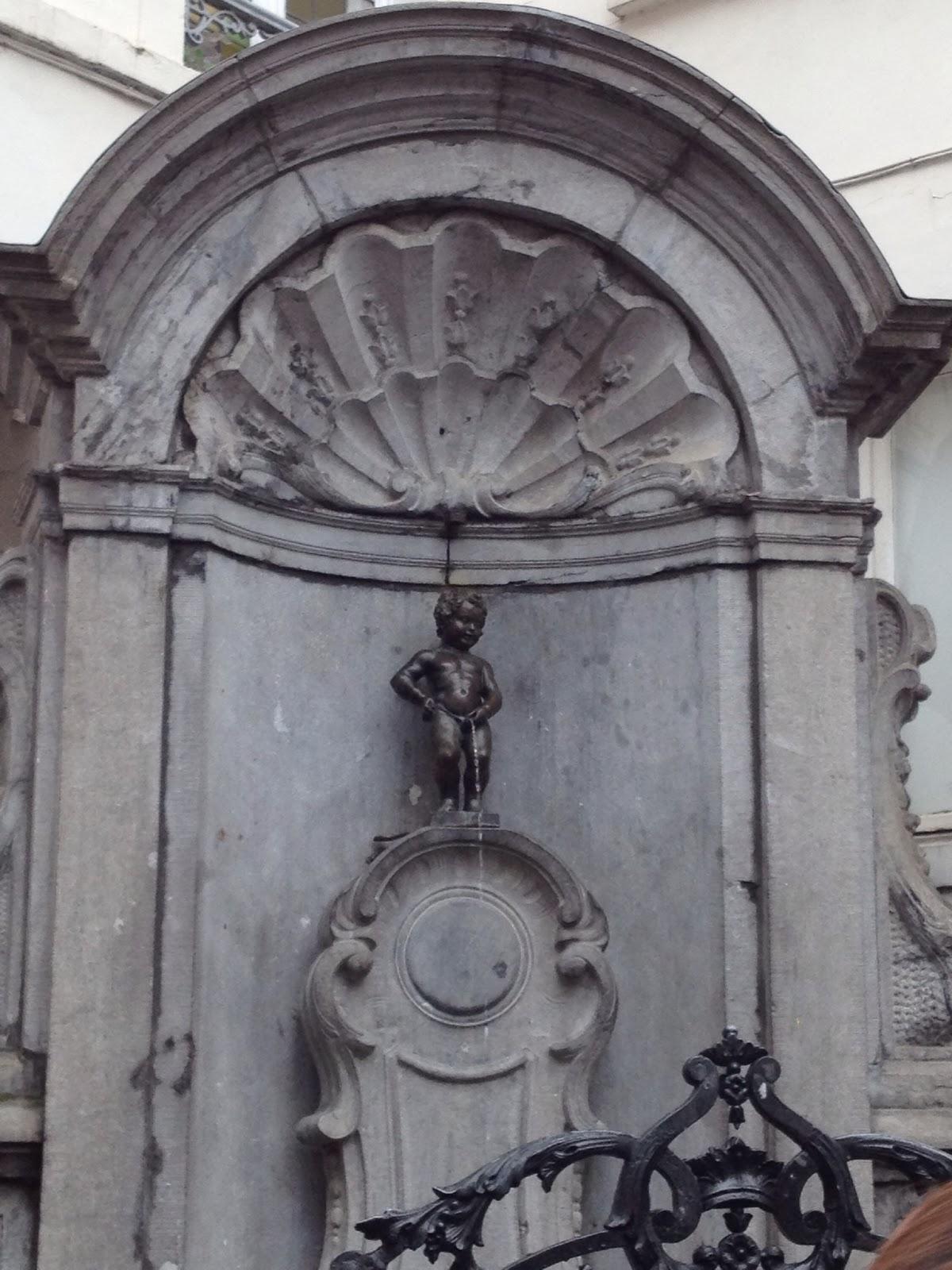 Brussels - Manneken Pis