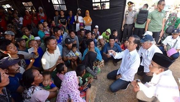 Pemerintah Jangan Banyak Alasan, Segera Cairkan Bantuan untuk Korban Gempa Lombok