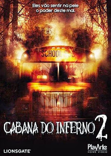 Cabana do Inferno 2 - DVDRip Dual Áudio