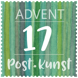 Advent Post Kunst