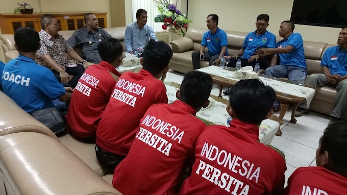 Persita U-16 Wakili Indonesia