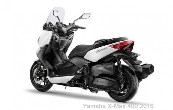 Memorize: Rear Brake in Yamaha X-Max-400 Has Tube Defects