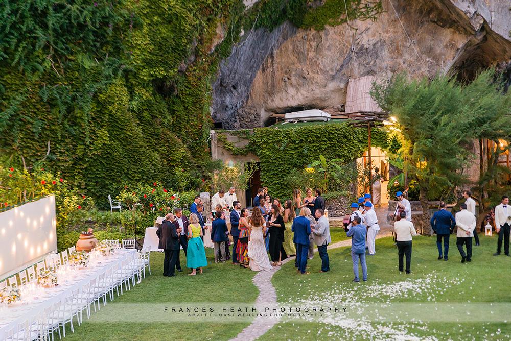 Wedding reception hotel San Pietro