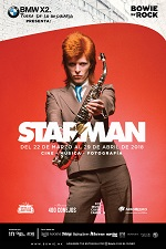 STARMAN David Bowie by Mick Rock