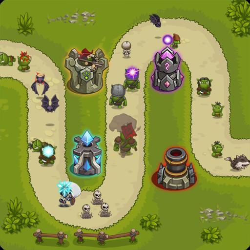 Tower Defense King v1.4.4 Apk Mod [Dinheiro Infinito]