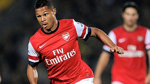 Trụ cột nòng cốt trong tương lai không xa của Arsenal