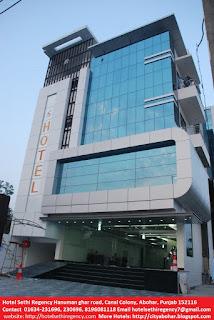 Hotel Sethi Regency Abohar City