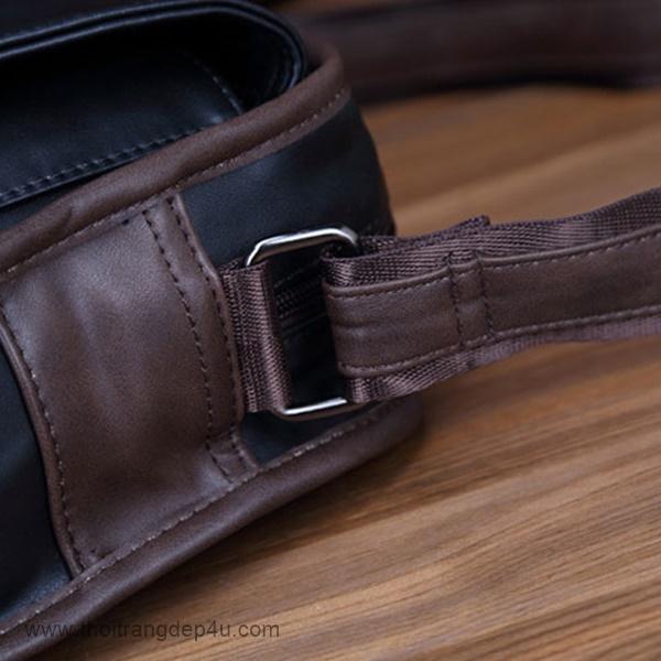 Túi da đeo chéo cao cấp DF291