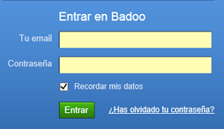 inicio sesion en badoo normal