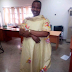 AIT Staff, Gbenga Aruleba Rocks Female Outfit To Work