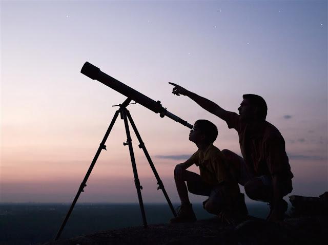 Βραδιά αστροπαρατήρησης στο Αστεροσκοπίο Στεφανίου