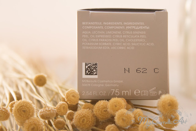 Facial Nano Spray de Vitamina C de la gama Ultra Pure Solutions de M2 Beauté.