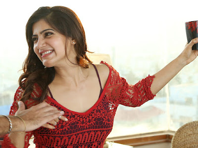 Excellent Looking  Photos Of Samantha