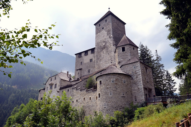 castel taufers campo tures