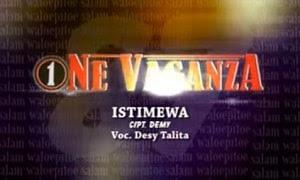 Lirik Lagu Desy Thalita - Istimewa
