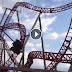 Vídeo mostra o exato momento que turista cai de montanha-russa, assista