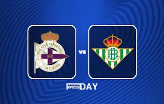 Dep. La Coruna vs Betis – Highlights
