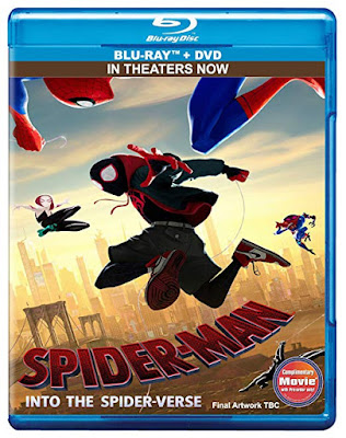 Spider-Man Into The Spider-Verse 2018 Dual Audio ORG BRRip 480p 400MB