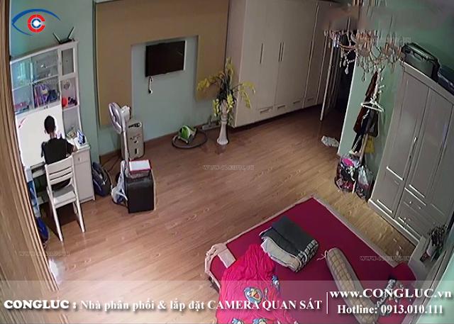 Lắp camera gia đình tại Quận Lê Chân
